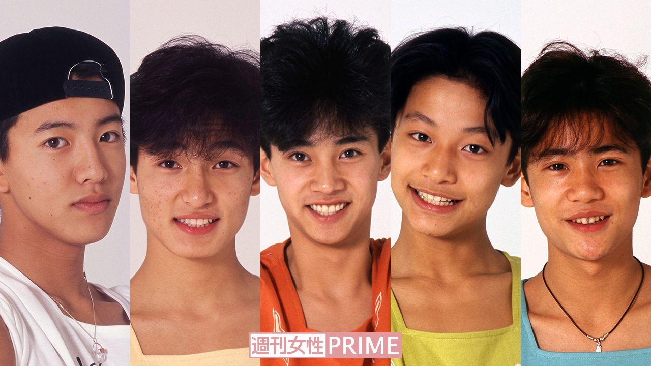 木村拓哉の画像・写真   '90年4月、デビュー前の初々しい5人 - 110枚目   週刊女性PRIME
