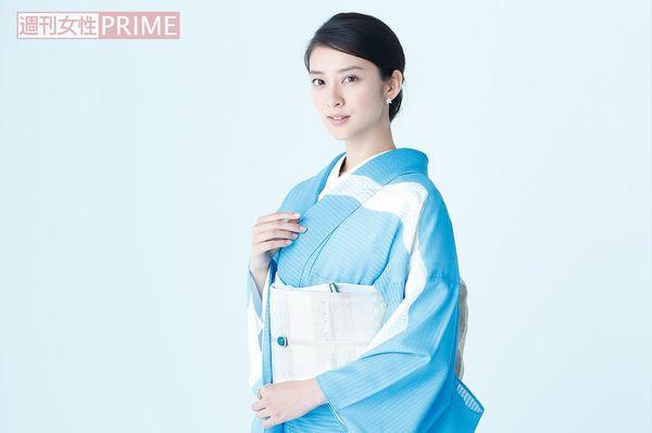 武井咲が『黒革の手帖』で\u201c銀座のママ\u201dを熱演「悪女にはなるのは気持ちいい」