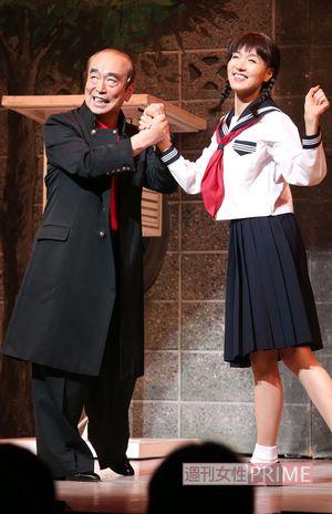 石野 陽子 と 坂上 忍