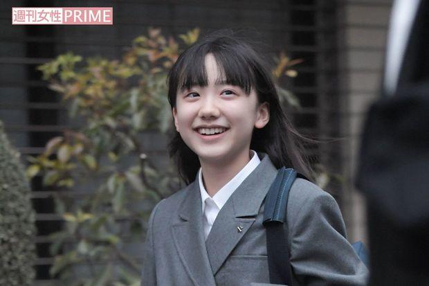 芦田愛菜、慶應中等部の入学式に出席も「周囲に気づかれていませんでした」