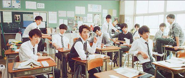 [写真]オレたち、男子高校生ッス!