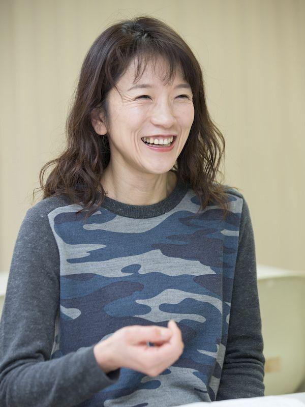 監督の妻、美穂さん