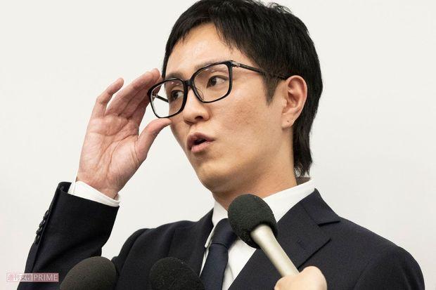 AAA浦田直也、会見のウラにあった「所属事務所の誤算」