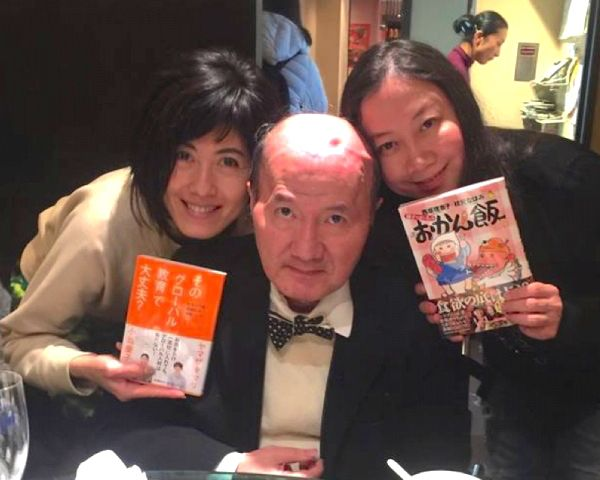 2016年1月20、21日の『ハートネットTV』(NHKEテレ/月曜日~木曜日/20:00~)で、この忘年会の様子を含め、神足氏の日常をリポートした特集「リハビリ・介護を生きる」が放映される予定。