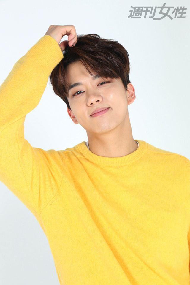 ヨンジェ(22)ボーカル担当