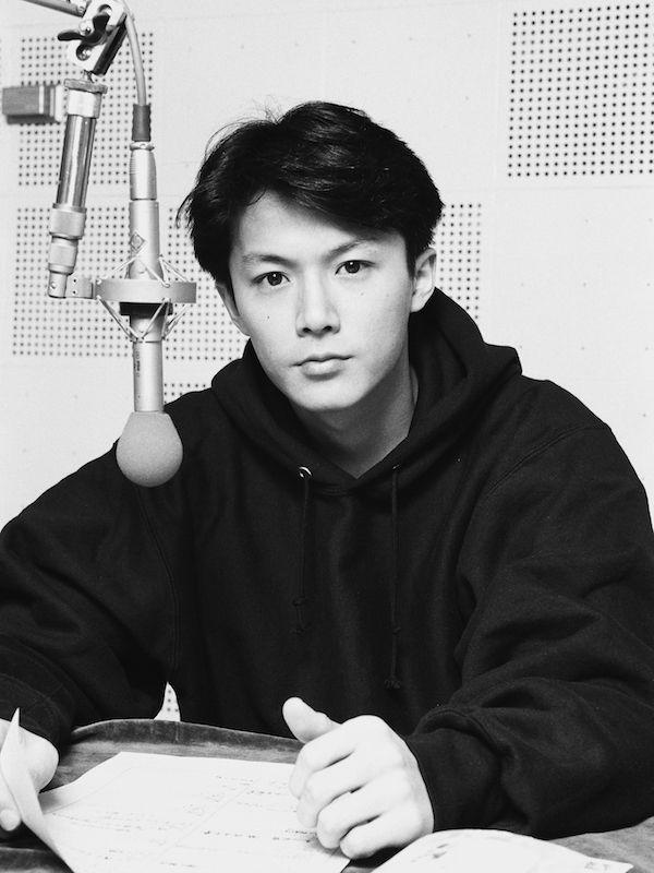 '92 年2月『オールナイトニッポン』を始めたばかりのころの福山