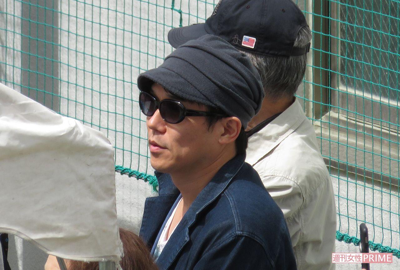 【画像】松嶋菜々子と反町隆史、娘の運動会で目立たないようにするも目立つ  [216087418]YouTube動画>1本 ->画像>62枚