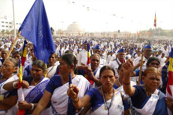 インドで1億5千万人の仏教徒を導...