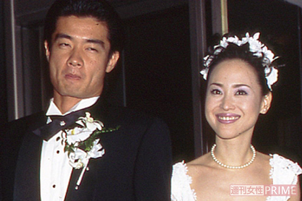 再婚 松田聖子