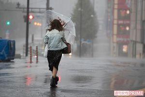 東京梅雨明け予想