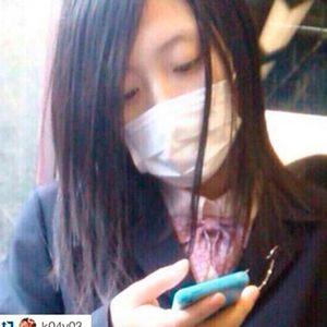 ↑波田さんが家出したときに家族が情報提供を呼びかけたSNSの写真