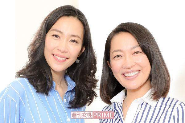 木村佳乃と羽田美智子