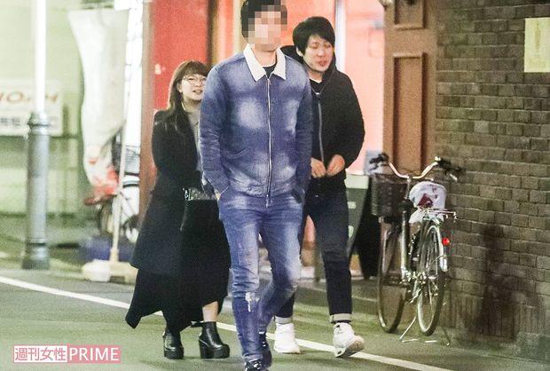 矢口真里と梅田賢三氏に「週刊誌きちゃう」隠密会食に同席した男の気遣い