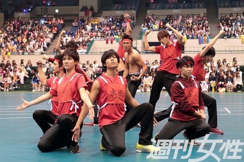 s-BOYS AND MEN1129