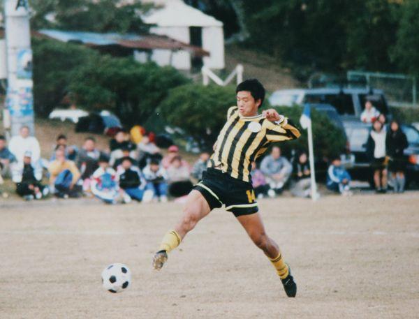 [写真]「超高校級」といわれた前橋育英高校時代の松田選手