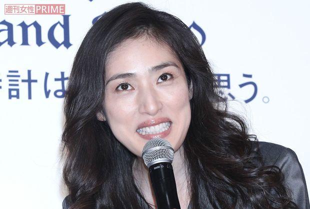 天海祐希(50)、生涯独身を宣言も...